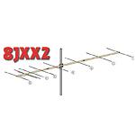 2 m (144-146 MHz)