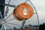 Тарелка 1.5 м c облучателем на 23 и 13 см