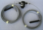 "Multiband Wire antenna ""Windom"" 160-10 m"