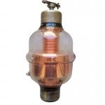 Конденсатор вакуумный переменной емкости КП1-4 10 кВ 20-1000 пФ