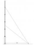 Мачта телескопическая MT-6