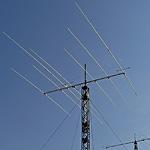 WARC antennas