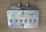 2 Radio 6 Antennas Switch