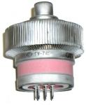 Лампа генераторная ГУ-74Б