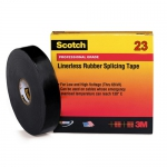 Изолента 3M™ Скотч® 23 самовулканизирующаяся 19мм х 9.1 м